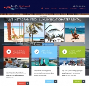Seattle Yacht Charter