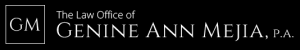 The Law Office of Genine Ann Mejia, P.A.