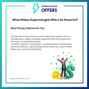 Supercharged Offers