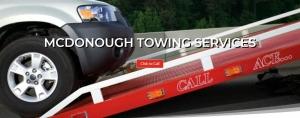 McDonough Towing Service
