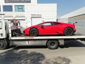 Salmiya winch Kuwait 24 hours service