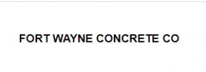 Fort Wayne Concrete Co