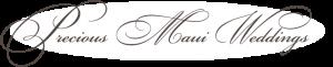 Affordable Precious Maui Weddings Planner