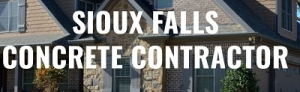 Sioux Falls Concrete Contractor