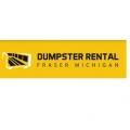 Dumpster Rental Fraser MI