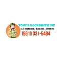 Tony's Locksmith Inc - Lake Worth, FL