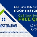 Top Roof Restoration Adelaide