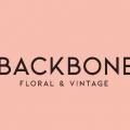 Backbone Floral And Vintage