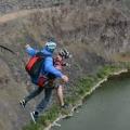 Tandem BASE Jumping