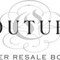 Couture Designer Resale Boutique