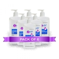 100 ml ZH Antiseptic Hand Sanitizer Gel – (Pack of