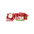 Santa Letter Factory from the North Pole