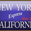 CA - NY Express cross country movers NY
